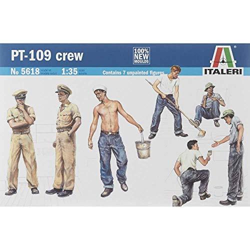 (ITA5618) - Italeri 1:35 - Pt 109 Crew and Accessories