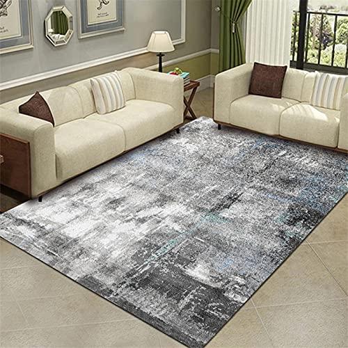 Alfombras nórdicas, Mantas de sofá y Mesa de Centro para Sala de Estar, alfombras Sencillas para el hogar de Lujo Ligero, tapetes de Gran Superficie para dormitorios