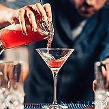 Zoom IMG-1 junshuo cocktail shaker set di