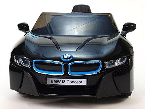 COCHE ELECTRICO BMW I8 12V INFANTIL