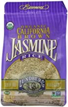 Lundberg Organic California Brown Jasmine Rice -- 16 oz