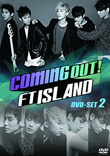 『Coming Out! FTISLAND DVD-SET2』のトップ画像