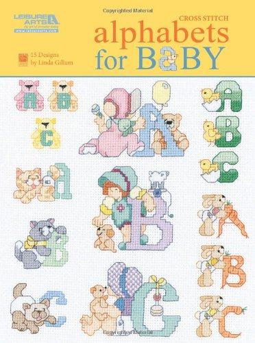 Alphabets for Baby (Leisure Arts #5858)