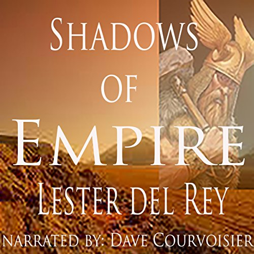 Shadows of Empire audiobook cover art