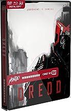 Dredd - Limited Edition Mondo X Steelbook [Blu-ray 3D - Blu-ray - DVD]