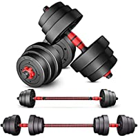 H&N Fashion Weights Adjustable Dumbbells Set for Weight Lifting Training Barbell for Home Fitness Weight Set