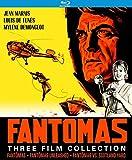 Fantomas 1960s Collection (Fantomas / Fantomas Unleashed / Fantomas vs. Scotland Yard) [Blu-ray]