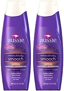 Aussie Conditioner, Sydney Smooth - 13.5 Oz, Pack of 3 by Aussie