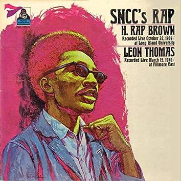 SNCC's Rap