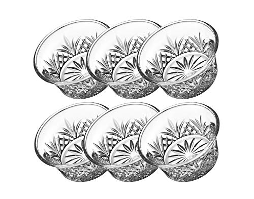 Our #5 Pick is the Godinger Set of Dessert Bowls