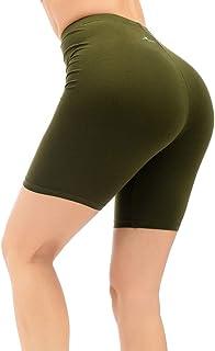 AUU Biker Shorts for Women Outwear Workout Active Short Leggings