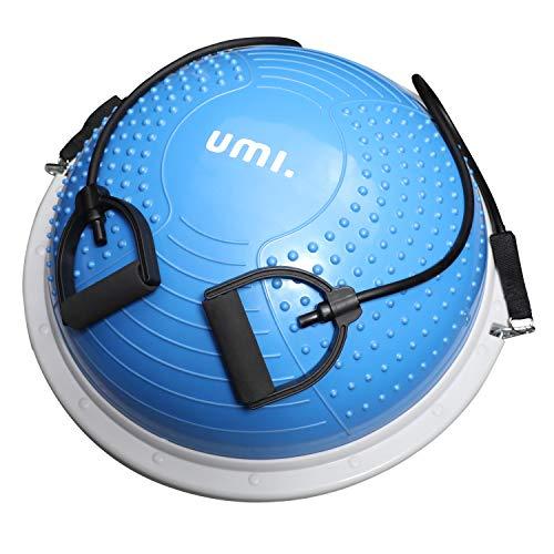 UMI. by Amazon -Balance Trainer Fitball Bola de Equilibrio para Entrenamiento 60cm...