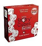 The Creativity Hub RSC33 Rory's Story Cubes Heroes Couleurs mélangées