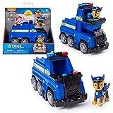 PAW PATROL Ultimate Rescue | Selección de Vehículos con Figura del Juego | Patrulla Canina, Figura:Chase Coche de Policía