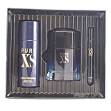 Paco Rabanne Pure Xs Eau De Toilette Spray Set 3 Pezzi 2020-40 ml