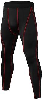 Xmiral Pantaloni da Corsa Lunghi Uomo Allenamento Sportivo Bodybuilding Allenamento Lungo Fitness