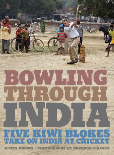 Bowling Through India: Five Backyard Cricketers Chase Glory