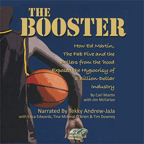 The Booster audiobook cover art