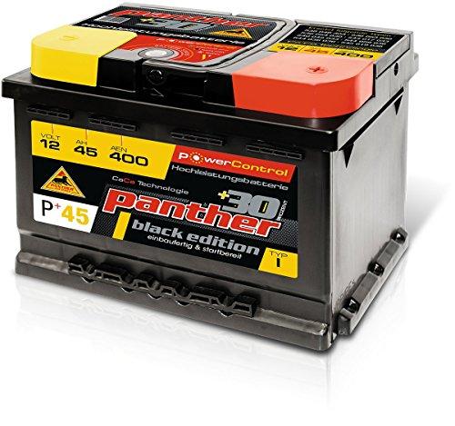 Panther Batterien p+3045 Starterbatterie