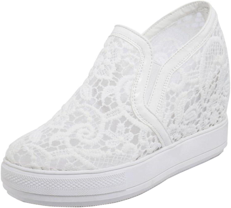 KemeKiss Women Summer Platfrom Sneakers shoes