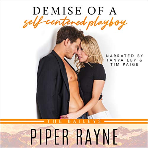 Demise of a Self-Centered Playboy audiobook cover art
