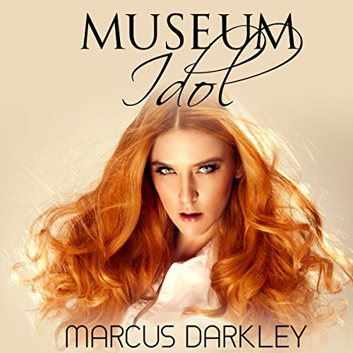 Museum Idol audiobook cover art