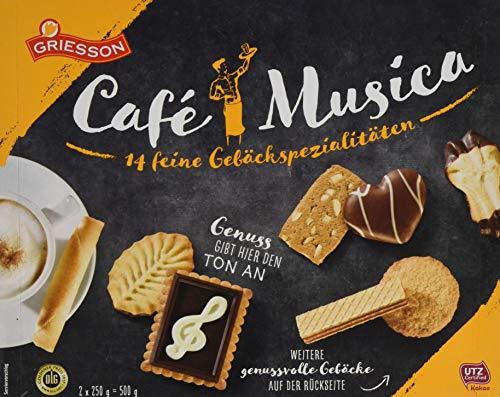 Griesson Café Musica, 8er Pack (8 x 500 g)