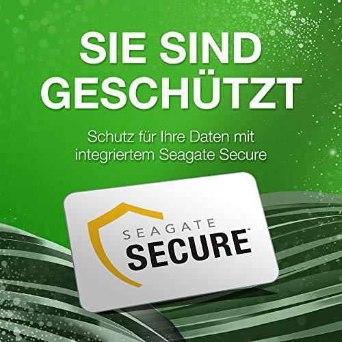 Seagate Barracuda, interne Festplatte 4 TB HDD, 3,5 Zoll, 5400 U/Min, 256 MB Cache, SATA 6 GB/s, silber, FFP, Modellnr.: ST4000DMZ04, (Verpackung kann variieren)