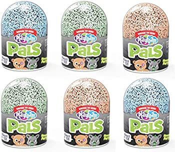 6-Pack Educational Insights Playfoam Pals Monster Party
