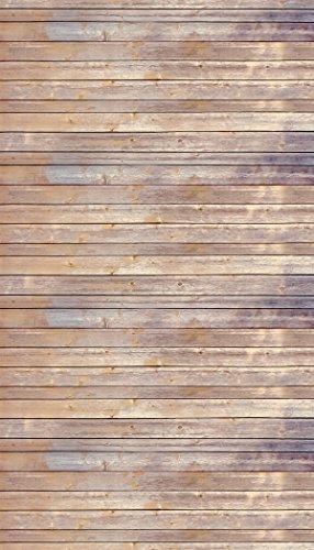 "Ella Bella Photography Backdrop Paper, Vintage Wood, 48"" x 12', 1 Roll"