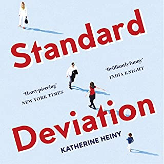 Standard Deviation                   By:                                                                                                                                 Katherine Heiny                               Narrated by:                                                                                                                                 Cassandra Campbell                      Length: 10 hrs and 15 mins     76 ratings     Overall 3.9