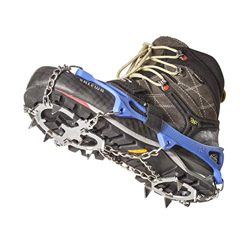 Nortec ALP - Crampones de escalada, color negro, talla XL
