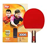 DHS Table Tennis Racket A3006, Ping Pong Paddle,- Penhold