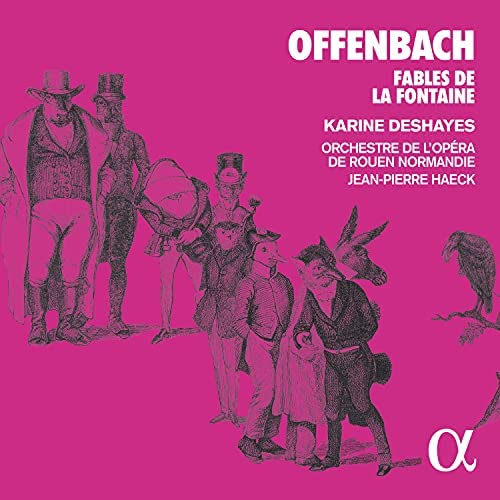 Orchestre de l'Opéra de Rouen Normandie, Jean-Pierre Haeck & Karine Deshayes