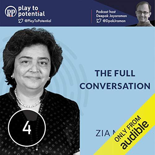 Zia Mody - The Full Conversation cover art