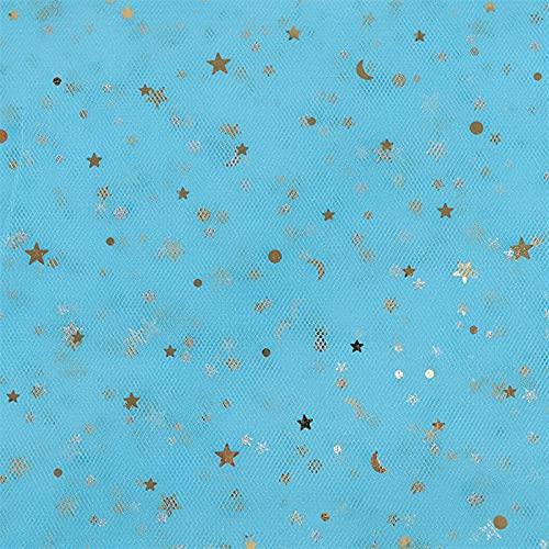 XXYHYQHJD 70 * 100 cm fotografía fotografías Brillante Tul Gauze Estudio Foto Fondo de Fondo para Clavos Pendientes Pulsera (Color : Mint Green, Size : 1pc)