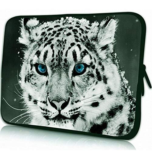 Yinghao Notebook-Tasche 15 6 15 13 12 14 10 10 1 9 7 Zoll Tablet PC-Tasche für HP Acer 17 17 3 13 3 11 6 Chromebook-Hülle für Laptops@Schneeleopard_13 Zoll