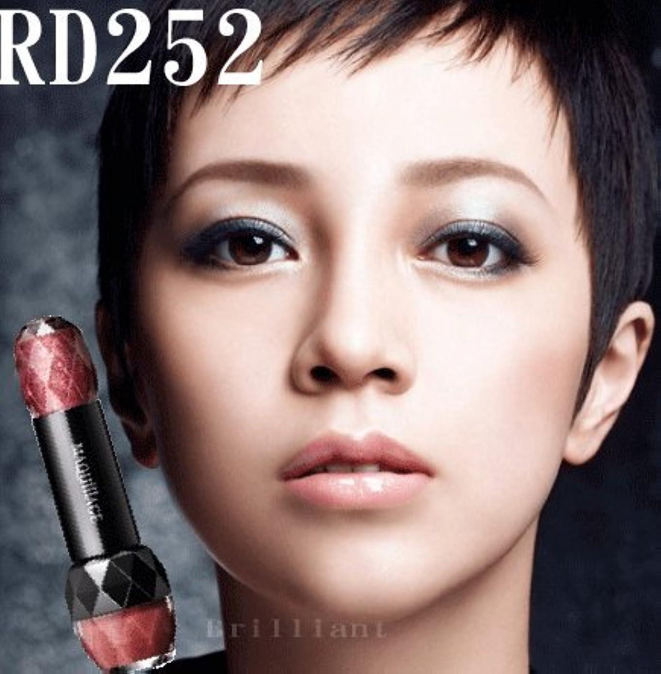 ハイブリッドプレゼンオリエントマキアージュルージュエナメルグラマー 【RD252】アイコニック使用色
