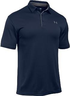 Under Armour 安德玛 男式 Tech T恤 舒适短袖Polo衫