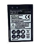 Bateria de Recambio Neutral para LG L3 II E430 Modelo bl-44jn Capacidad 1500 ma