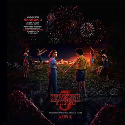 B.s.o. Stranger Things: Soundtrack From The Netflix Original Series, Season 3