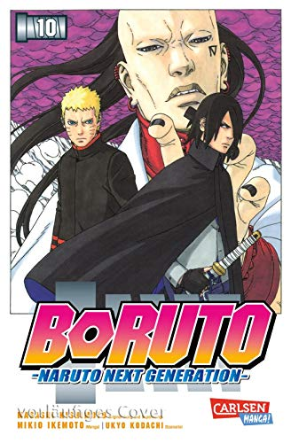 [画像:Boruto - Naruto the next Generation 10: Naruto - the next generation]