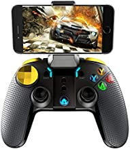 Bigaint Mobile Game Controller, Wireless Gamepad Multimedia Game Controller Compatible with iOS Android Phone Window PC