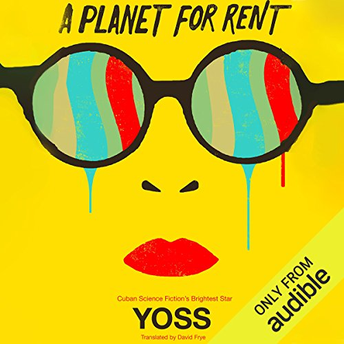 A Planet for Rent audiobook cover art
