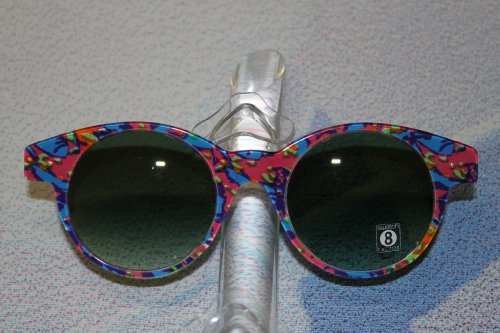 SWATCH EYES SUNGLASS COLLECTION MODELL SW811 004 Wind Blow Clip