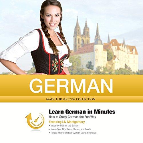 German in Minutes audiobook cover art