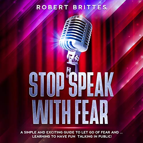 Stop Speak with Fear cover art