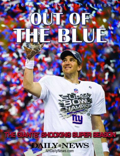 Out Of The Blue - The Giants Shocking SUPER Season