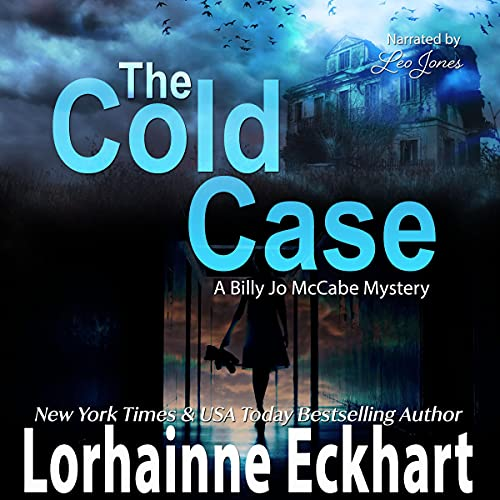 The Cold Case Audiobook By Lorhainne Eckhart cover art
