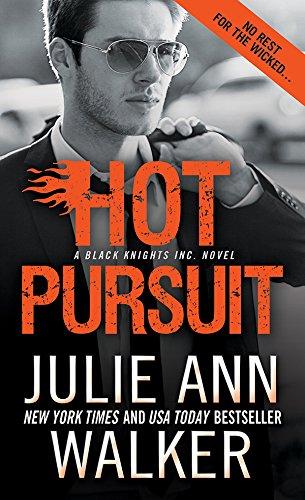 Hot Pursuit (Black Knights Inc. Book 11) (English Edition)